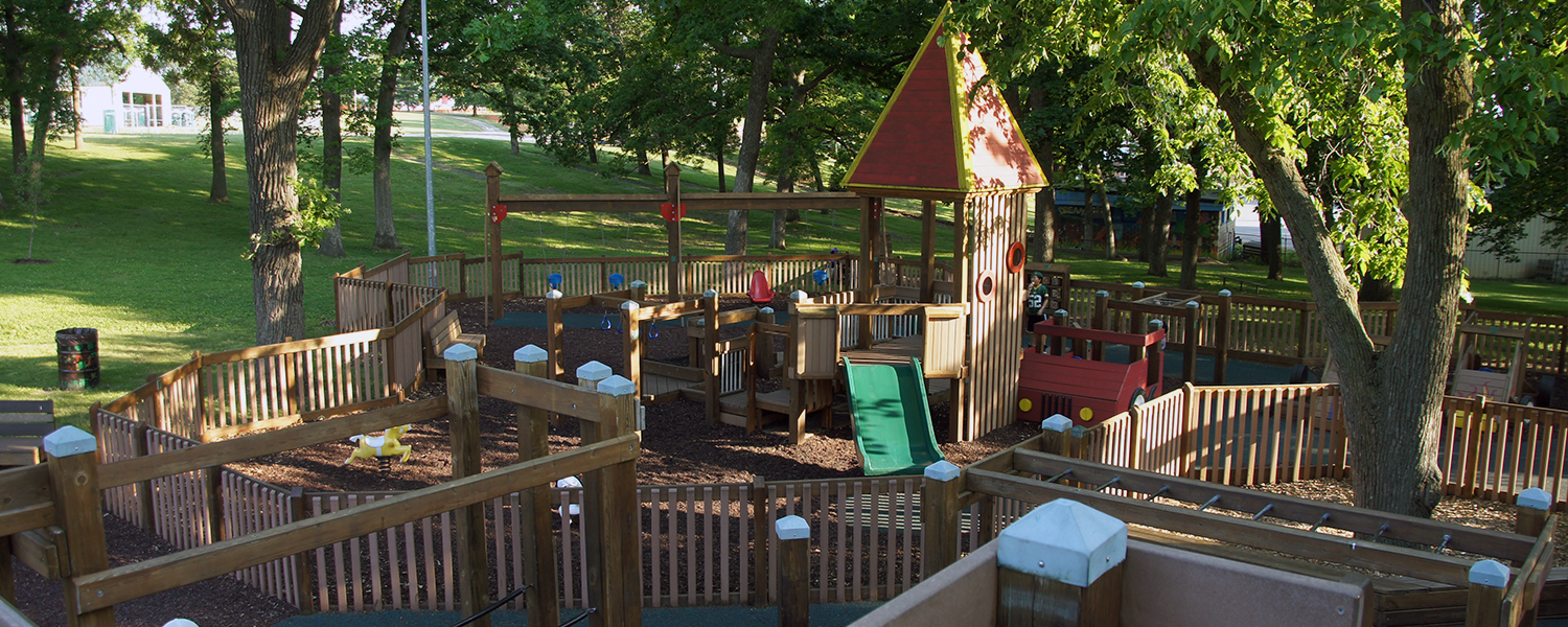 Sun Prairie Dream Park Volunteer Rebecca Ketelsen Estimates That 300-400 Children Use The Park Every Day During The Summer. The Park Is Not Only Utilized By Sun Prairie Youth, But By Children From Beaver Dam, LaCrosse, Deerfield, Madison, Waunakee And Marshall.